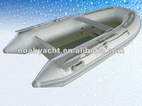 (CE) Aluminum rigid inflatable boat, Aluminium RIB, inflatable boat