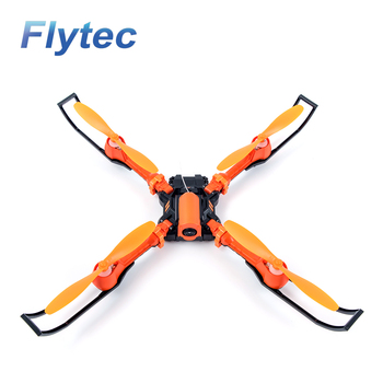 Flytec T15 Wifi Foldable FPV Remote Control Pocket Quadcopter Drone With Altitude Hold Function