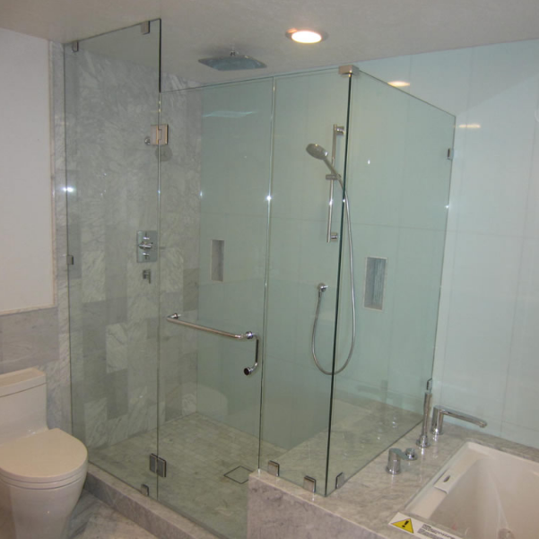 Tempered Glass Shower Enclosures, Tempered Glass Shower Enclosures  Suppliers And Manufacturers At Alibaba.com