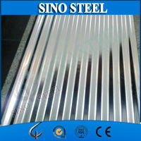 Cheap Metal Roofing With Z100g/m2 Zinc Coaiting for construction