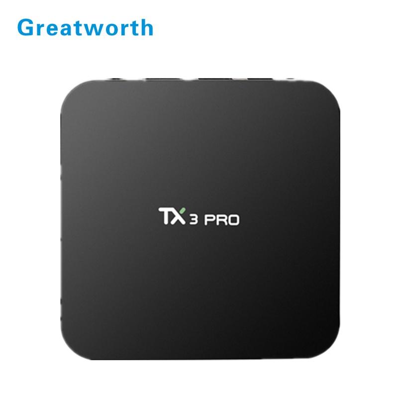 Hot Sells Tx3 Pro Android 7 Box 4k Pk X96 Mini 2gb 16gb Royal Iptv Box -  Buy High Quality Tx3,Android 7 Box 4k,X96 Product on Alibaba com