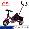 China hot sale lightweight cheap baby tricycle/best tricycle for children 3 wheels/huffy elmo little kids tricycle push handle