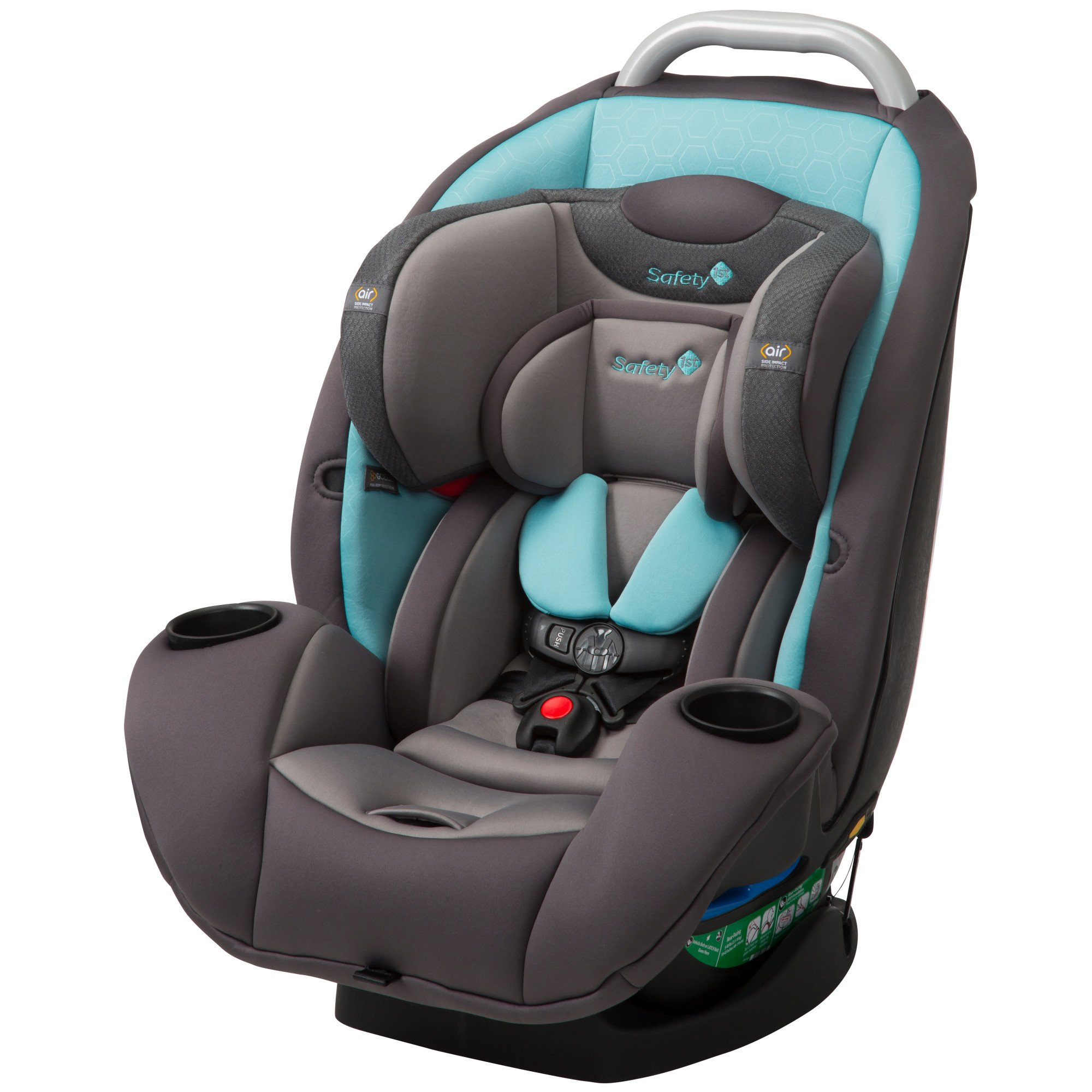Get Quotations Safety 1st UltraMax Air 360 4 In 1 Convertible Car Seat Aqua Mist HX