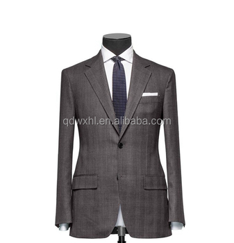 Super 130's Made To Measure Suit For Men 100% Wool Notch Lapel ...