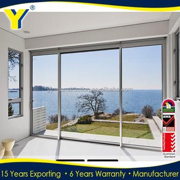 New Products| Aluminium Profiles Sliding Door_exterior Entrance ...