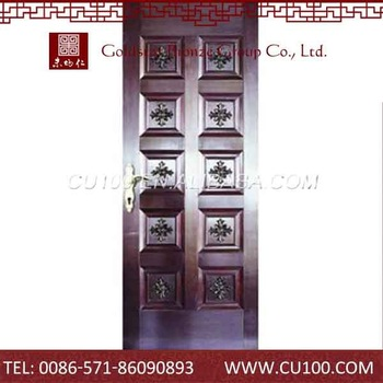 Copper Mild Copper Door Frame Section - Buy Mild Copper Door Frame ...