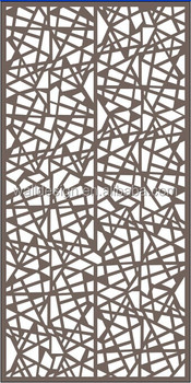 Madison Decorative Laser Cut Metal Screen For Club Decoration