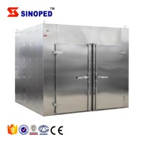 CT/CT-C Series Hot Air Industrial Circulating Drying Oven for Ginger Pellet Batch Dryer Food Dryer