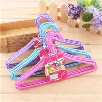 Wholesale High Quality Children Baby Hanger/Wet&Dry Strong Metal Children Hanger