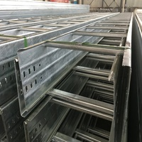 Cable tray with cover plate & Cable bridge & Cable trough with various type