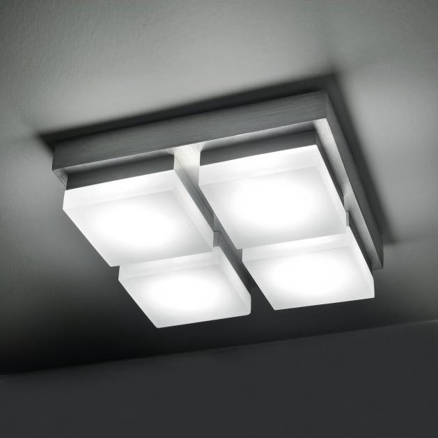 carr lustre led clairage int rieur 20 w led lampes de plafond pour la maison couloir balcon. Black Bedroom Furniture Sets. Home Design Ideas