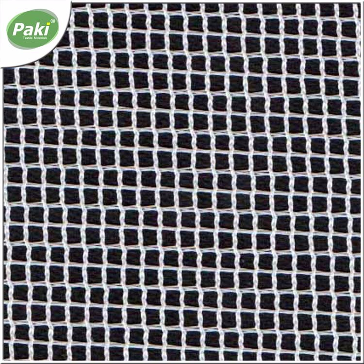 100gsm square hole polyester mesh fabric for jewel decoration