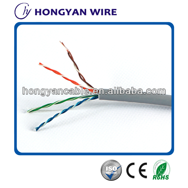 Cat 6 utp high speed lan cable