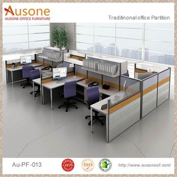 China Supplier High Tech Executive Office Desk Luxury Modern Office  Furniture