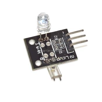 Phototransistor Finger Pulse Sensor Measuring Heartbeat Sensor Module - Buy  Heartbeat Sensor,Phototransistor,Finger Pulse Sensor Product on