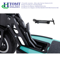 HTOMT self balancing scooter electric,cheap one wheel waterproof smart hoverboard balance scooter electric