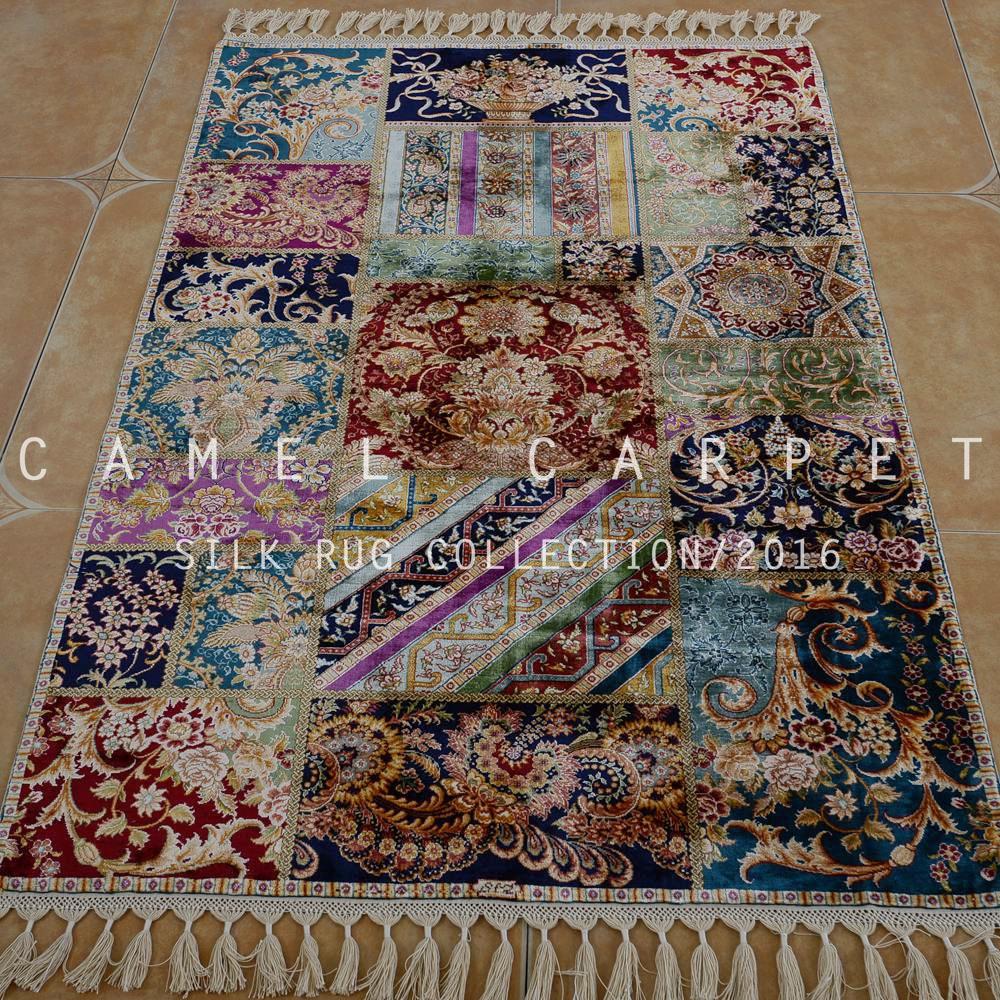 Alfombras de nudos hechas a mano great alfombras for Alfombras nudos hechas mano