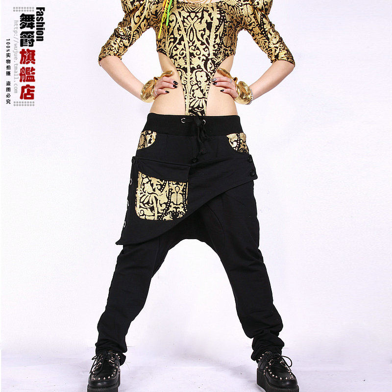 Buy New Fashion Women Hip Hop Dance Costume Performance Wear Jazz Sports Jumpsuit In Cheap Price On Alibaba Com