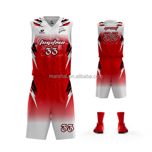 China Wholesale Latest basketball jersey by own design full sublimation  basketball jersey customization 100% polyester