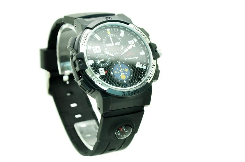128gb Hd 1080p Mini Waterproof Spy Watch Camera Wifi With Ir Night ...