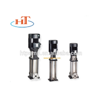 Vertical Stainless Steel Multi-stage high pressure low volume water pump