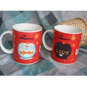 ceramic cup factory custom directly from china guangdong cup that changes color with heat