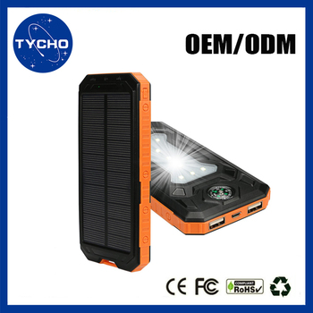 cheap for discount 0f0e5 f639b 2017 New Waterproof Solar Power Bank Mobile Charger With Led Camping Light  Best Quality Battery Charger Free Sample - Buy Best Quality Battery ...