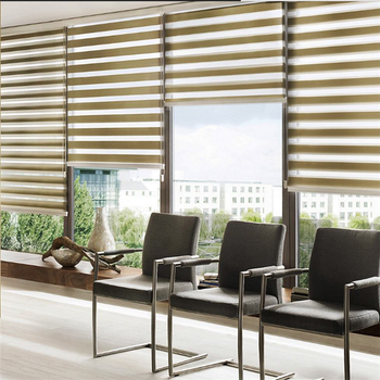 Wide Lication Windows Blinds Zebra Roller Magic Screen Nice R Blind European Product On Alibaba