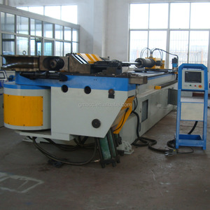full auto 3D CNC Single-Head Pipe Bending /tube bender Machine