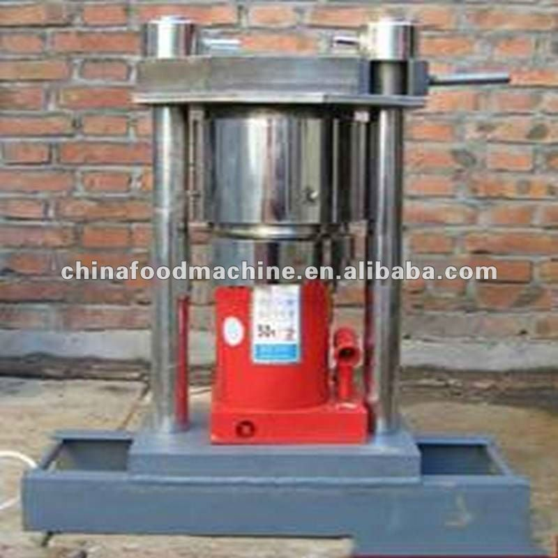 HL Manual hydraulic sesame oil press