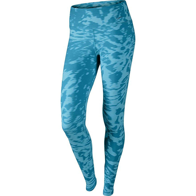 de1ccb5ce49d6 Buy Nike Legend Dri FIT Tights ATHELTIC Womens LEGGINGS PANTS BLUE ...