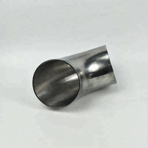 90 degree elbow asme b16.9 butt weld pipe fitting sch160 5d radius elbow