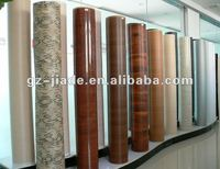 PVC Decorative Sheet, PVC Wood Grain Sheet for Furniture
