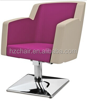 2015 Customize Colored Portable Hairdressing equipment/Durable Ladies barber chair