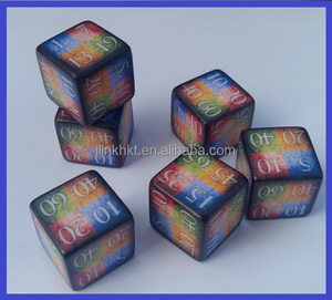 High quality Color mix dices