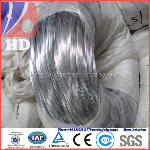 Galvanized Steel Wire / GI Binding Wire / Steel Iron Wire