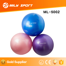 Exercise Ball -Professional Grade Exercise Equipment Anti Burst Tested with Hand Pump