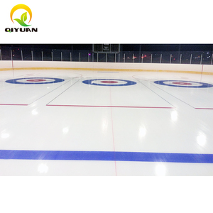 Anti-abrasion HDPE board/ ice skating rinks/ durable roller skating floor