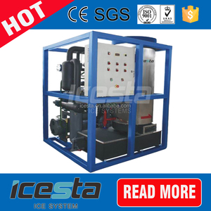 30t using ammonia gas cube maker ice tube factory turkey