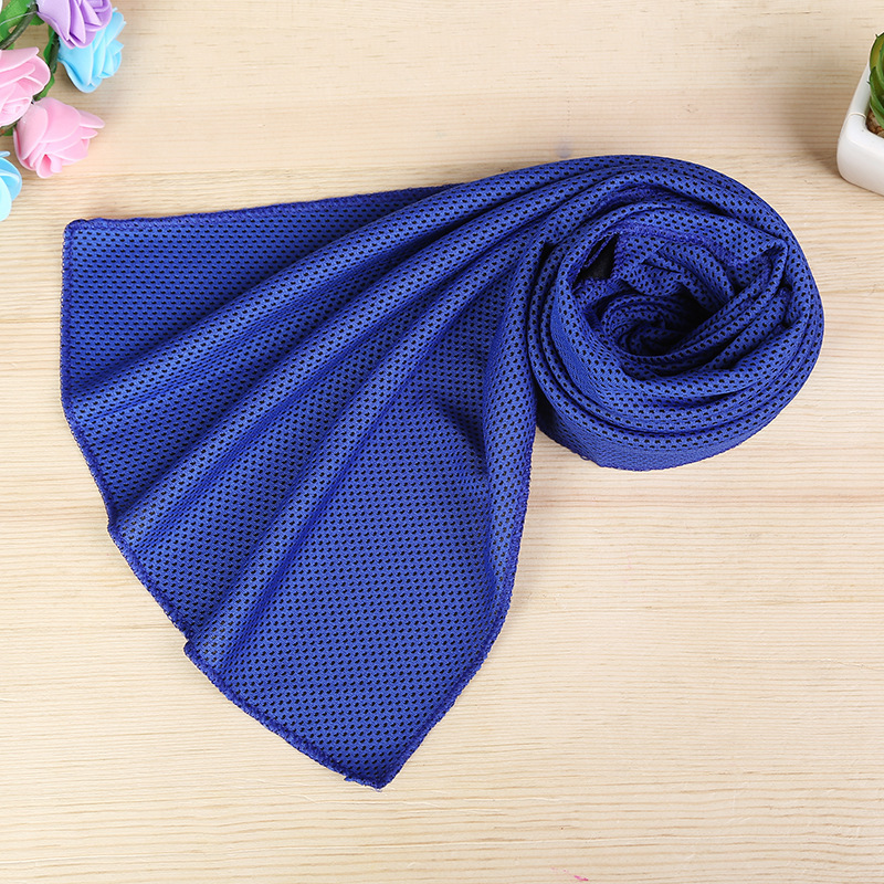 Customized microfiber sports cold towel cooling towel