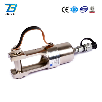 700bar 25t Hydraulic Wire Rope Crimping Tool Factory - Buy ...