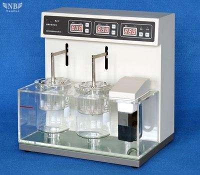 Medical testing apparatus lab tablet dissolution tester equipment