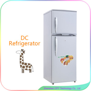 138L Oem Kitchen Appliance 24 Volt Glass Door Refrigerator Freezer