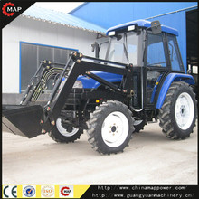 China Supplier MAP404 Mini Tractors With Front End Loader