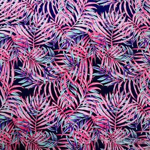 Digital printed 100 cotton fabric printed lycra knit organic cotton jersey fabric