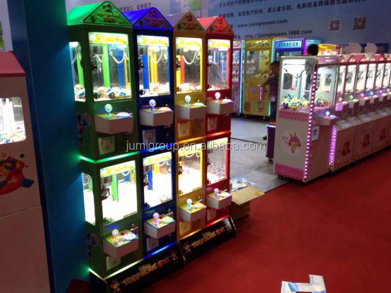 2016 New indoor Hot arcade claw machine for sale