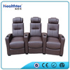 sofa bed good quality genuine leather reclining chair
