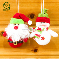 Good Quality Mini hanging Christmas Tree Ornament