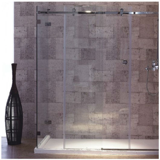 Puertas Para Baño Cristal:High-End Sliding Door Hardware