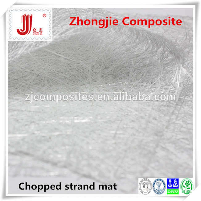 Good mat integrity easy operated e/c-glass fiberglass chopped strand